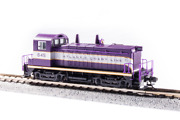 Broadway Limited 3930 N Scale Emd Sw7, Sound/dc/dcc, Acl 645
