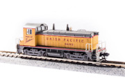 Broadway Limited 3944 N Scale Emd Sw7, Sound/dc/dcc, Union Pacific 1812