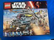 75157 - Lego Star Wars Captain Rexand039s At-te Bnisb