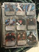 Rare Naruto Cards Massive Collection - Only Ninja And Jutsu Cards -the Best Ones