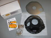 Quick Time Ford Sbf 5.0/5.8l V8 Tko/tr3550/t5 Steel Bell Housing Scatter Shield