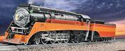 Lionel Southern Pacific Daylight 4-8-4 Gs-4 Steam Locomotive And Tender 6-11127
