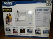 Shark Euro-pro X Sewing Machine Model 384 Never Opened 60 Stitch Functions