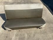 1960 Ford Truck Seat