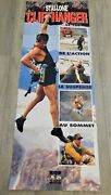 Cliffhanger French Movie Poster Original 2363 1993 Sylvester Stallone Lithgow