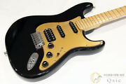 Fender Usa American Deluxe Stratocaster Hss Lt 2005 Used Electric Guitar