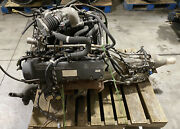 2010 Ford E Series Windsor 5.4l Engine With Transmission
