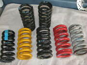 Honda Rc30 -hrc Nlo Ohlins And Race Shock Springs W/ Hrc Manual