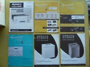 Vintage Dynaco Audio Catalogs, Manuals, Schematics, Preamp, Amp, Stereo