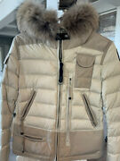 Parajumpers Usaf 210 Rescue Squadron Ivory And Beige Size Xs Use 061142 Rw