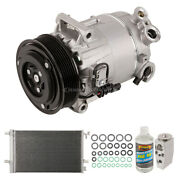 For Buick Lacrosse And Chevy Malibu Oem Ac Compressor W/ Condenser Drier Csw