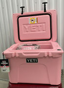 Rare Limited Edition Pink Yeti Tundra 35 Cooler Breast Cancer New Sealed Box