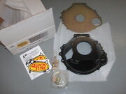 Quick Time Sb Ford 351 Tremec/tko/t5 Steel Bell Housing Scatter Shield Rm-6060