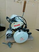 Sears Free Spirit 298.488510 Bicycle Gas Motor Selling As Is For Parts Or Repair