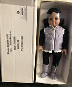 New In Box Madame Alexander African American Erica Doll