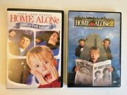 Home Alone Family Fun Edition And Home Alone 2lost In New York 2 Dvd's Mo-1