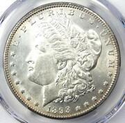 1893 Morgan Silver Dollar 1 Coin - Certified Pcgs Uncirculated Details Unc Ms