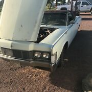 1968 Lincoln Continental/coupe/2 Door