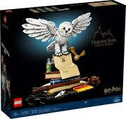 Lego 76391 Hogwarts Icons - Collectors Edition 3010 Pcs Brand New In Hand