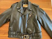 Genuine Schott Perfecto 618 Motocycle Jacket From The Usa Not European