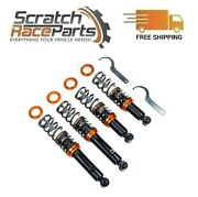 Fcs-b1002s Ast 2000 Serie Front And Rear Coilover Kit For 90-99 Bmw 3 Series E36