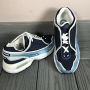 2002 Nike Air Max Pdx Run Safe Whistle Navy Blue Trainer 302309-411 Women 7