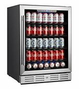 24 Inch 154 Cans Capacity Beverage Cooler,fit Perfectly Into 24 Space Built I..