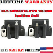 2pcs Ignition Coils For Johnson Evinrude 582508 18-5179 183-2508 Outboard Engine