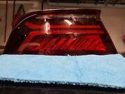 Audi A7 S7 Rs7 Driver Tail Light 2016-2018