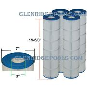 Unicel C-7483-4 Replacement Filter For 81sqft Hayward Cx580xre 4pack