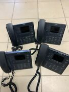 4x Mitel Aastra 6867i - Voip Phone W/o Power Adapter