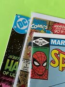 Buy 2 Get 8 Freesilver Age To Modern Build Your Own Comic Bundle-marvel Dc