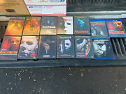 Halloween Michael Myers Dvd Lot 13 Movies Collection  10 Dvd 3 Blu Ray