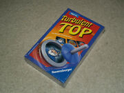 Turbulent Top - Mystery Spinning Game 2005 - Ravensburger - Sealed