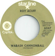 Roy Acuff - Wabash Cannonball / The Great Speckled Bird - Vinyl Recor.. - C5866c