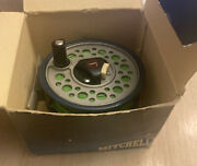 Vintage Mitchell 754 Fishing Reel Single Action Fly Reel France