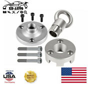 Mt0024 Mt0025 Lifting Adapter With Bolts +mt0022 Lifting Ring For Mercury Yamaha