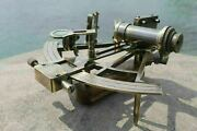 Vintage Nautical Sextant Marine 8 Inches Maritime Navigational Instruments Gift