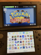New Nintendo 3ds Xl Hyrule Edition, 32gb Micro Sd, Charger, And Extras