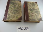 19th C H/b Book 1843 Egypt Thebes Volume I And Ii Gardner Wilkinson