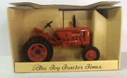 Ertl 1992 Toy Tractor Times Case Model Va Collector's Edition W/eagle Hitch