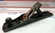 Vtg. Stanley Bailey No. 6 Smooth Bottom Fore Plane - Woodworking Tool Usa