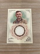 Gary Vee Vaynerchuk 2019 Topps Allen And Ginter Relic White Patch Card Ssp Vg