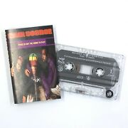 Main Source Peace Is Not The Word To Play Cassette Tape 1991 Rap Hip-hop Rare
