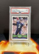 2012 Topps 165 Russell Wilson Passing - Standing Visible Rookie Rc Psa 9 Nfl 📈