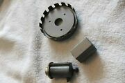 Chevy Glove Box Lock Retainer And Horn Contact Plate 1954-1972 Chevy Gmc Truck