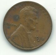 High Grade Vf/xf Details 1935 S Lincoln Cent-old Us Coin-mar411