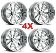 18 Pro Billet Forged Wheels Rims Street Rod Line Us Specialties Mags