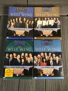 The West Wing Series Collection Dvd, 2017 Season 1 2 3 4 New Sealed