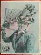 J. S Cooley Stoves And Ranges Canandaigua New York Antique Glen Andes Range Advert